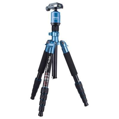 Stativ Rollei Compact Traveler No. 1 modrý