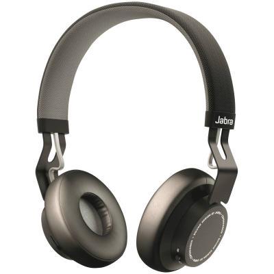 Headset Jabra MOVE Wireless černý