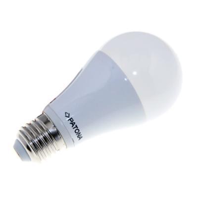 LED žárovka PATONA E27 12W teplá bílá