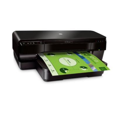 Inkoustová tiskárna HP OfficeJet 7110 Wide