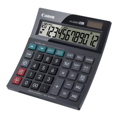 Kalkulačka Canon AS-220RTS