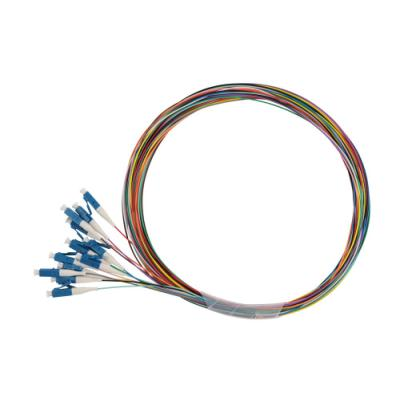 Optický kabel Solarix pigtail LC pc SM 09/125 12ks