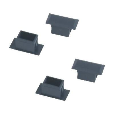 Záslepka DATACOM SC simplex pro optické vany černá