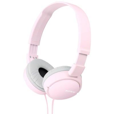 Sluchátka Sony MDRZX110 růžová
