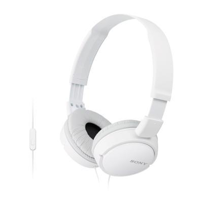 Headset Sony MDRZX110AP bílý
