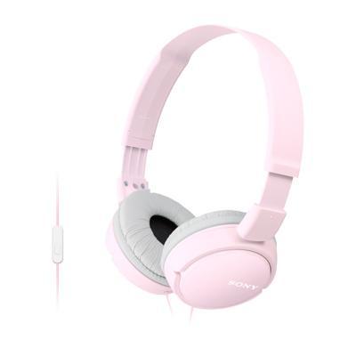 Headset Sony MDRZX110AP růžový