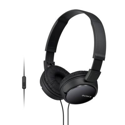 Headset Sony MDRZX110AP černý