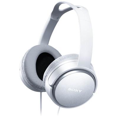 Sluchátka Sony MDRXD150 bílá