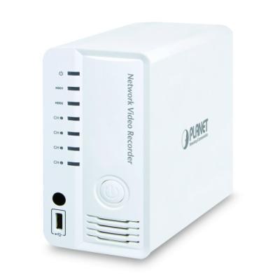 Záznamové zařízení NVR PLANET NVR-420