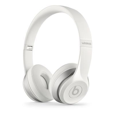 Sluchátka Beats by Dr. Dre Solo 2 Wireless bílá