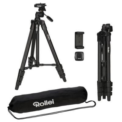 Stativ Rollei pro mobilní telefony a fotoaparáty-5