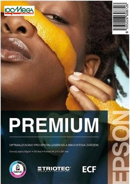 Papír Epson Quality v hodnotě 136 Kč
