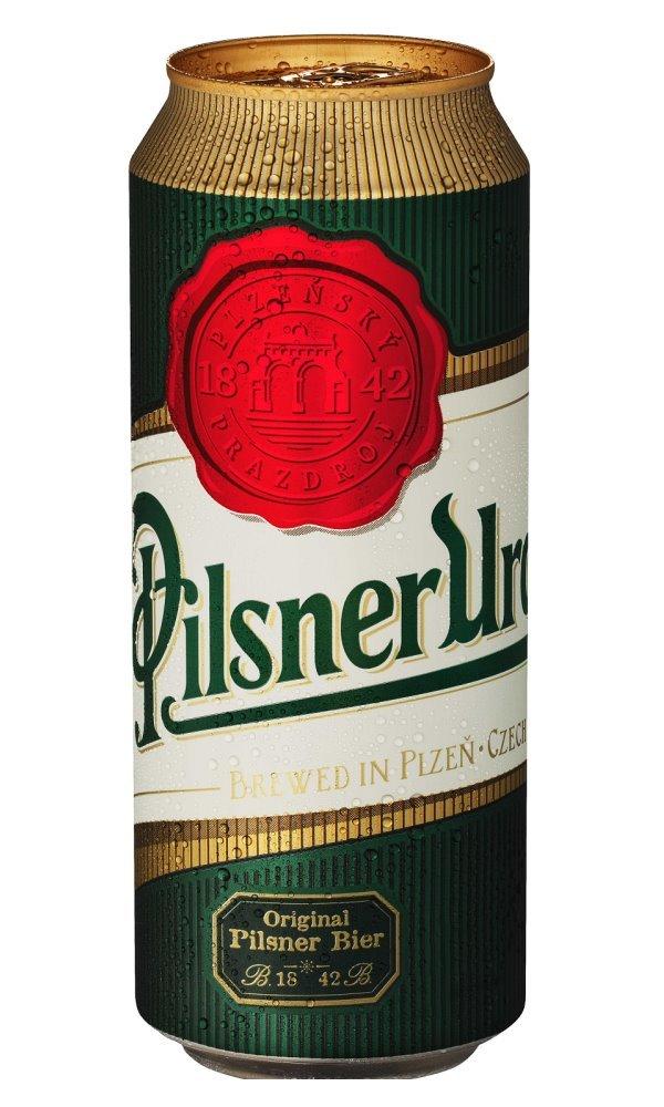Pivo Pilsner Urquell 0,5l