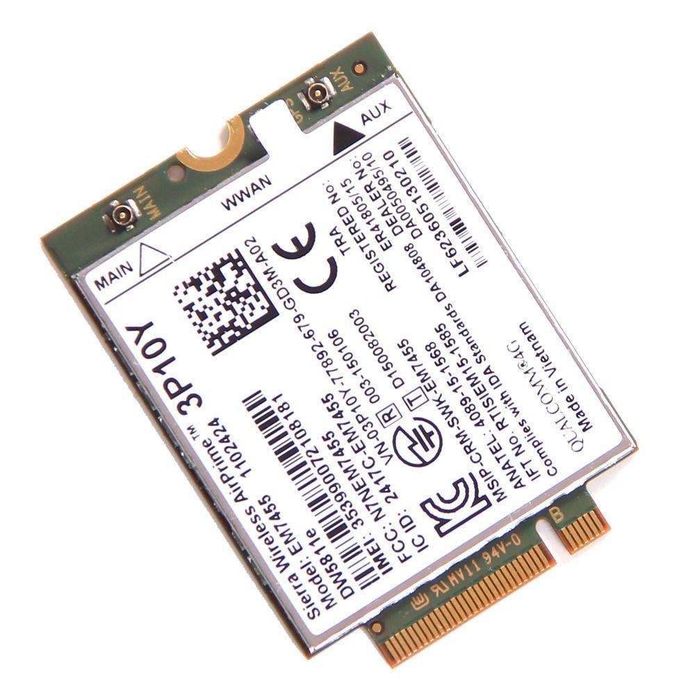 Modul Dell Qualcomm Snapdragon X7 LTE-A (DW5811e)