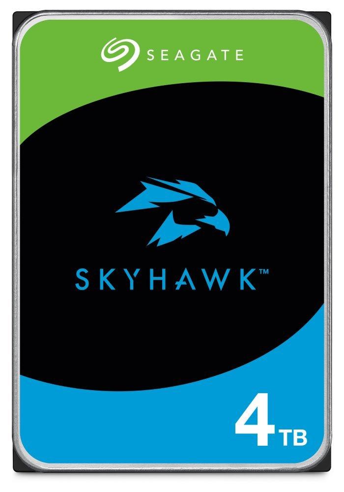 """Seagate SkyHawk 4TB HDD / ST4000VX007 / Interní 3,5"""" / 5900 rpm / SATA 6Gb/s / 64MB"""
