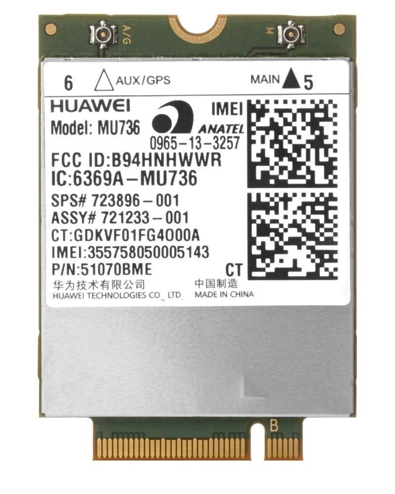 Modul HP hs3110 HSPA+ W10