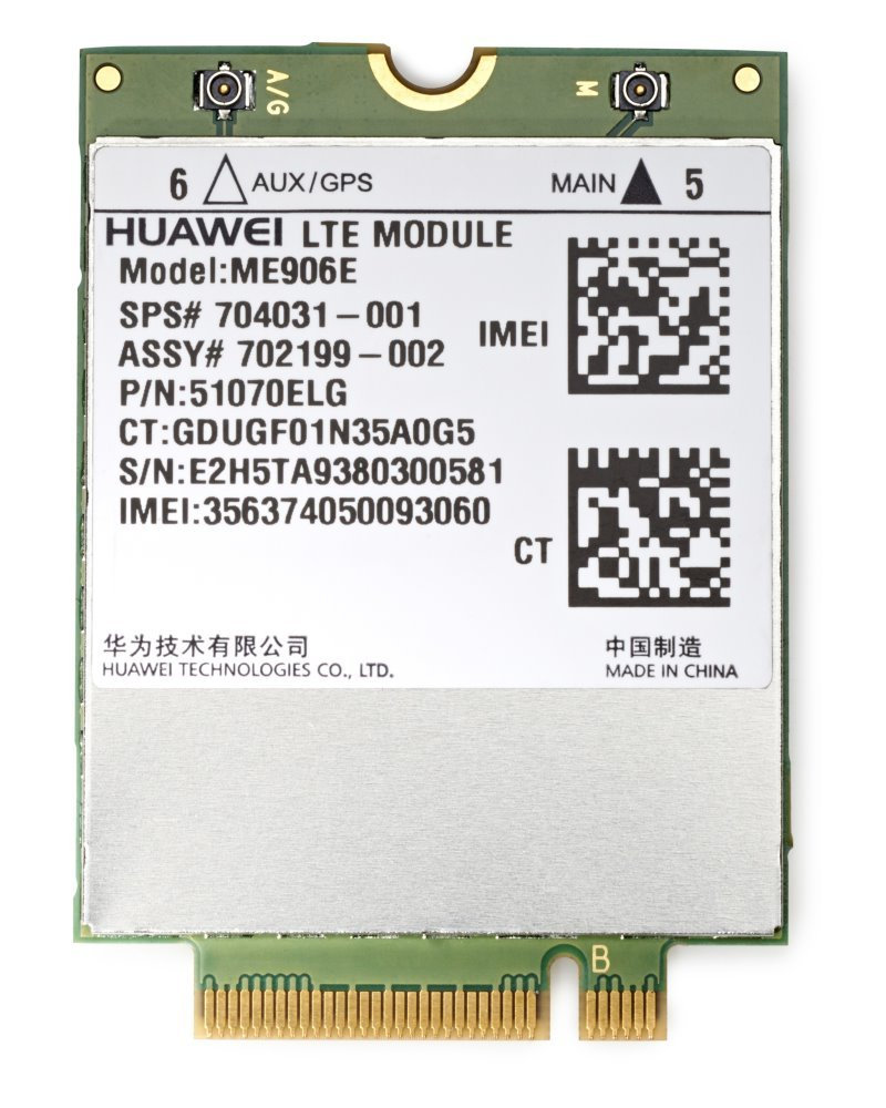 Modul HP lt4112 LTE/HSPA+ W10