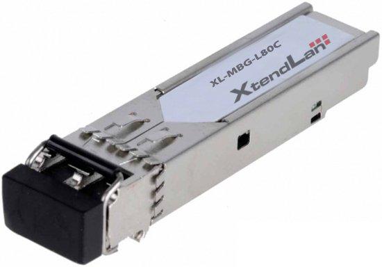 MGB-L80C27, mini GBIC (SFP), 80km, CWDM, 1270nm