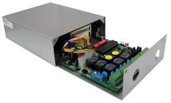 Telemetrický dekodér RS-485,ovládání PTZ,Iris,2x Aux