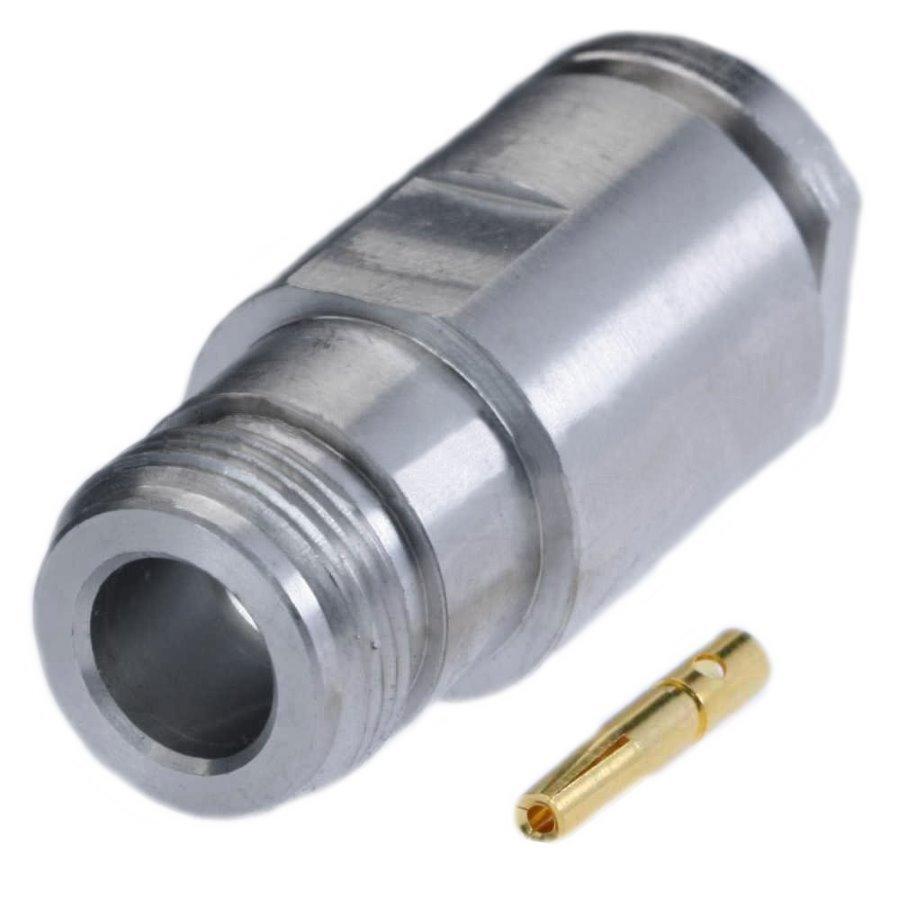 Konektor N(F) RLA10 šroubovací XL BEST (RLA10)