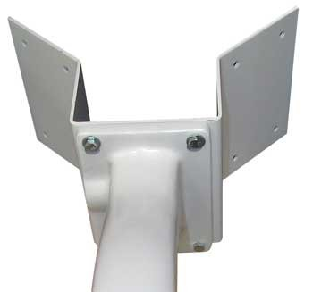 Speed DOME držák nárožní pro SDOMEO4802601, 4802701