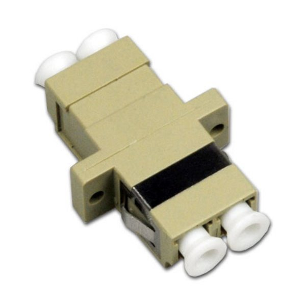 XtendLan LC-LC duplex adapter MM, PC , šedý, do optických rozvaděčů