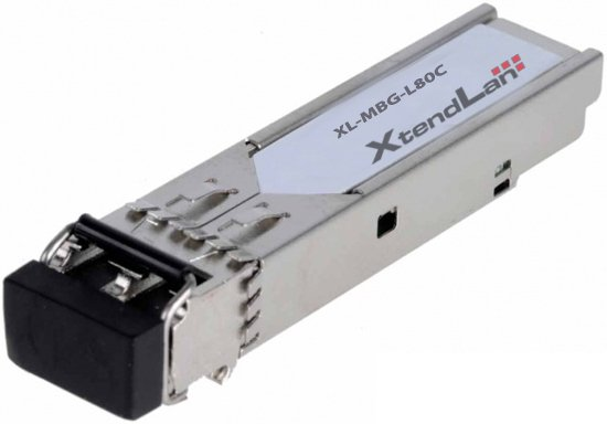 MGB-L80C61D, mini GBIC (SFP), 80km,CWDM,1610nm,DDM
