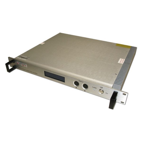 CAE51-20 optický zesilovač EDFA pro CATV, 1550nm, 1 kanál, 20dBm