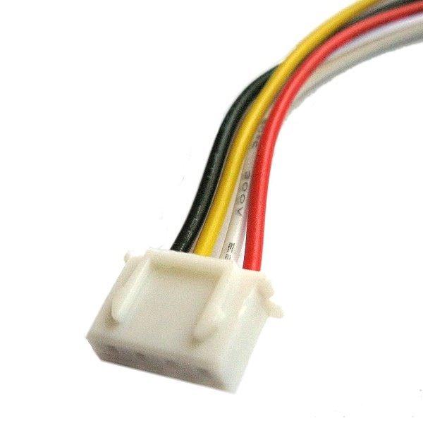 Nahradní kabel pro 4D monitor a dverni stanici, 4pin, jednostraně konektorováno