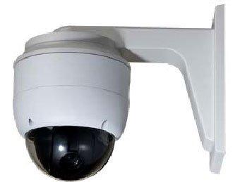 Stěnový držák pro SDOME5701002, chráněný průchod kabelů