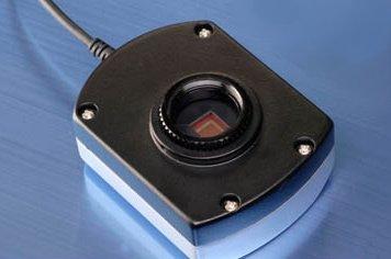"""Průmyslová lab.kamera, Micron CMOS 1/2,5"""" 5Mpixel, CS/C-mount, 2592x1944"""
