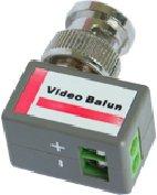 Balun pasivní pro AHD/HDCVI/HD-TVI/PAL do 1Mpix, miniaturní pravoúhlý, cena za 1ks