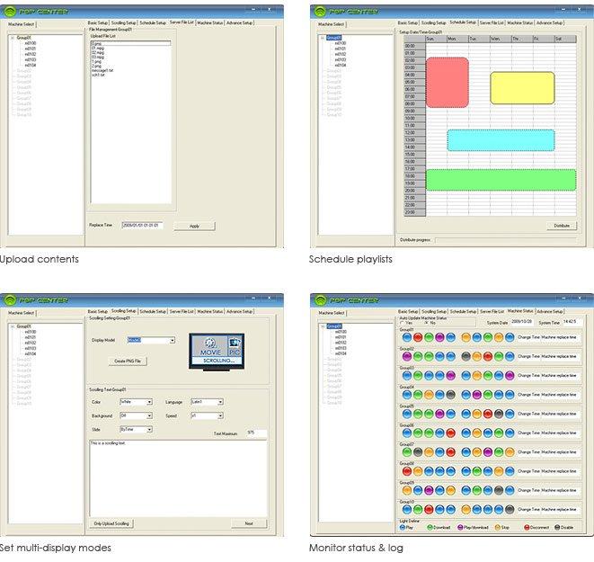 Ovládací software pro XL-DSP-183C
