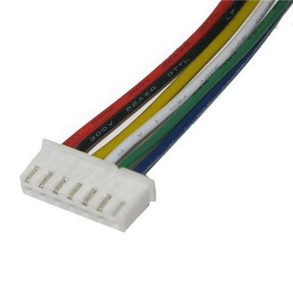 Nahradní kabel pro dveřní stanici CAT5, 7pin, jednostraně konektorováno