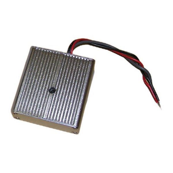 Mikrofon v odolné kovové skříňce, dosah >10m