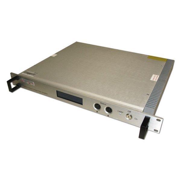CAE51LD-24 optický zesilovač EDFA pro CATV, 1550nm, 1 kanál, 24dBm, LAN/SNMP, 230V AC a 48V DC