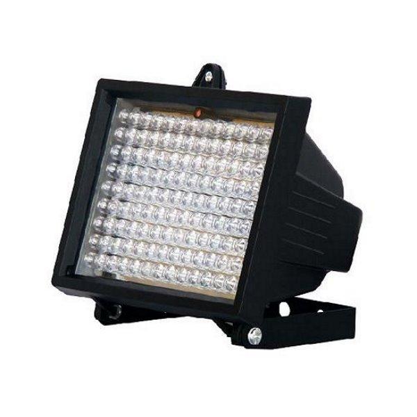 Infra osvětlení, 850nm, venkovní, 12V/24V, úhel 45. st, 10W
