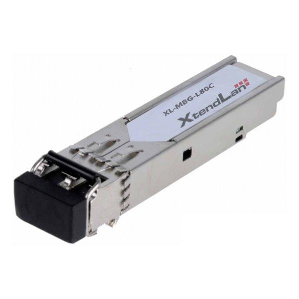 MGB-L80C37, mini GBIC (SFP), 80km, CWDM, 1370nm