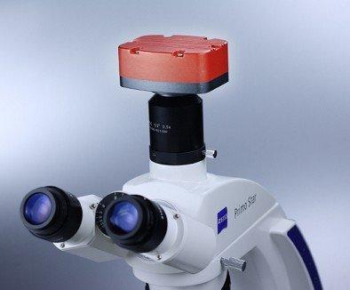 "Průmyslová lab.kamera, Micron CMOS 1/2,3""  10Mpixel, C/CS-mount, 3856x2764, expozice 1ms-0,3s"
