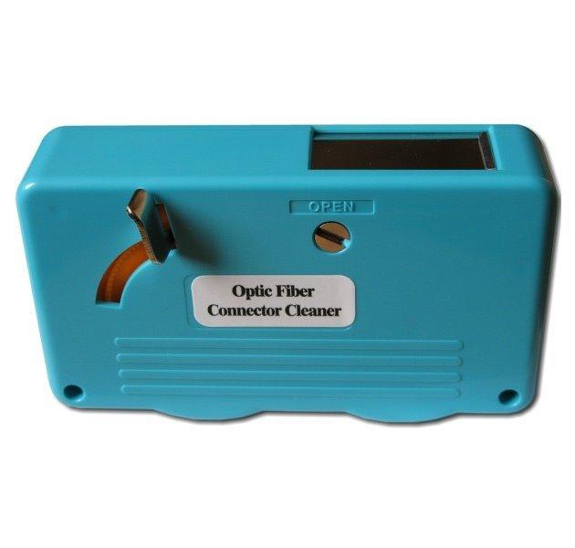 Kazetový čistič optických ferulí