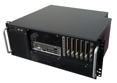 "DVB/IP streamer, 4x DVB-T/T2, 5x DVB-S/S2, 5x CI slot, 19"" 4U"