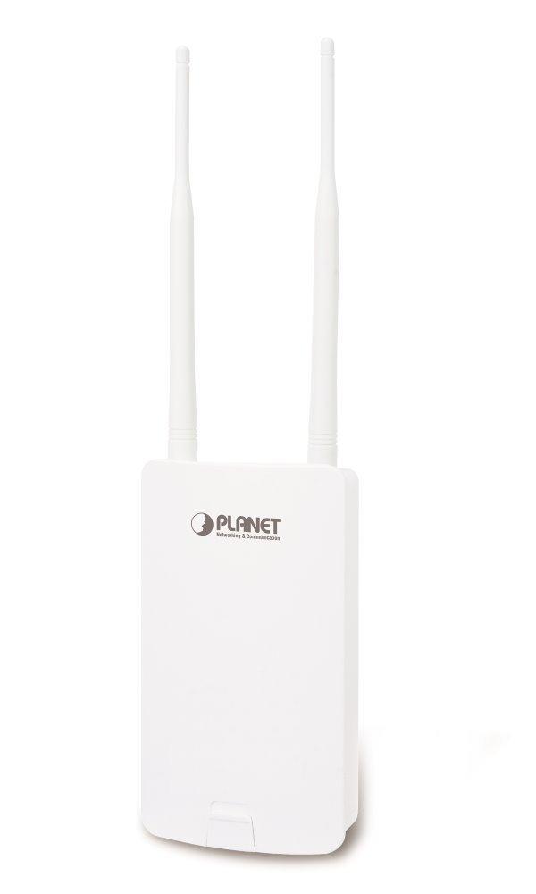 Planet WAP-500N venkovní AP/router, 5GHz, 300Mbps, firewall, WISP, 64 klientů, 2x SMA konektory, SNMP, IP55