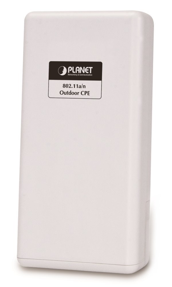 ROZBALENÉ - WNAP-7335 venkovní AP/router,5GHz,WISP,300Mbps,firewall, 25klientů,2x SMA konektory, SNMP,IP55,PoE