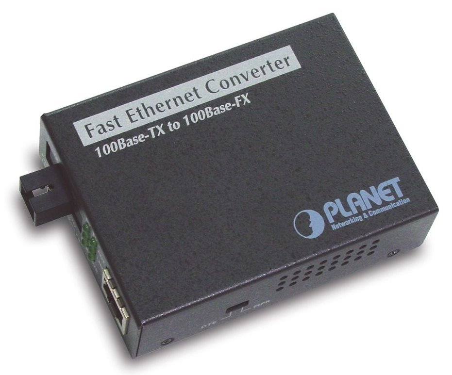Planet FT-806A20, konvertor 10/100Base-TX/100FX, WDM,1310 nm