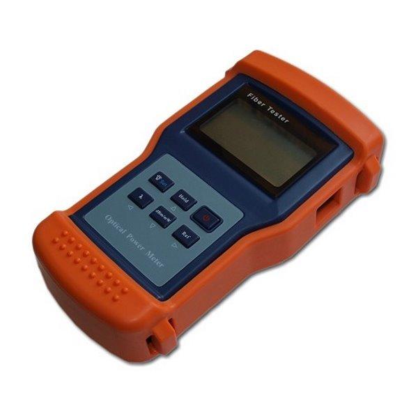 Optický měřič výkonu, rozsah -70dBm až +10dBm, absolutní a relativní měření - Doprodej