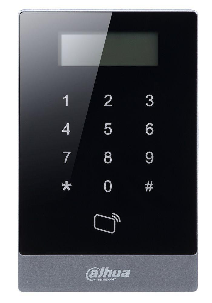 Autonomní dotyková kódová klávesnice s RFID čtečkou - 125Khz, IP55, TCP/IP