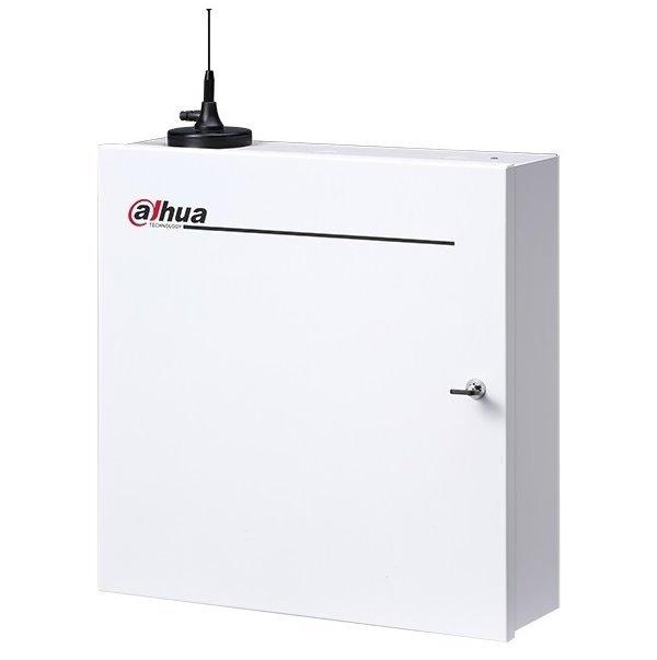 GSM/PSTN/IP alarm systém, 16x - 64x alam in, 4x alarm out, baterie, hlas.komunikace