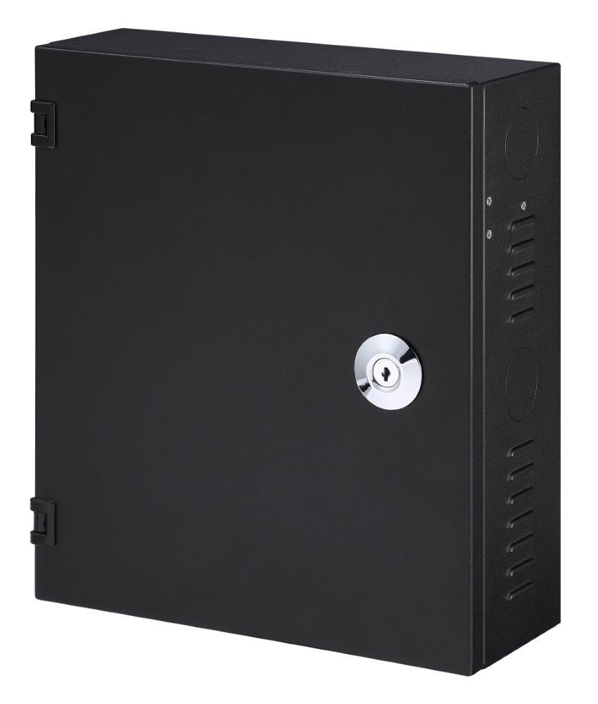Kontroler pro 4  RS-485/Wiegand čtečky (RFID,key, otisk) - TCP/IP,RS-485, skříňka, volit. baterie