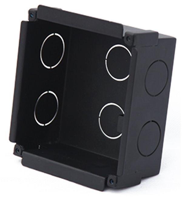 Zadní kryt pro VTO2000A, instalace do stěny, kovový rozměry 140x128x60mm
