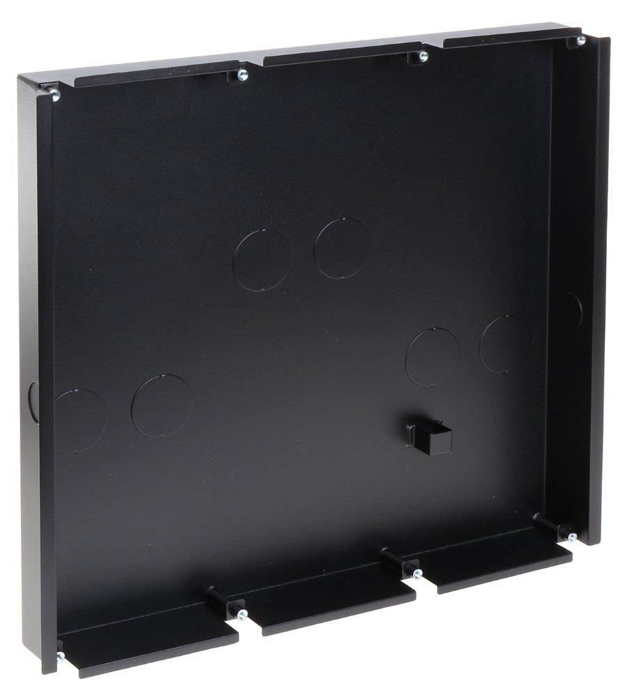 Modulární IP dveřní stanice, kryt zápustný pro panel pro devět modulů